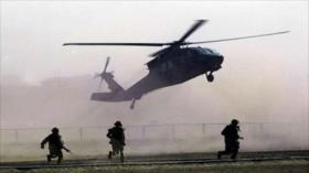 Cae un helicóptero Apache de EEUU en el noreste de Siria