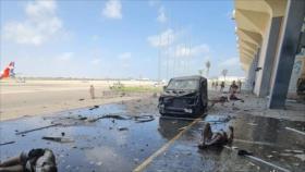 Atentado en aeropuerto de Adén, plan de EEUU contra Ansarolá