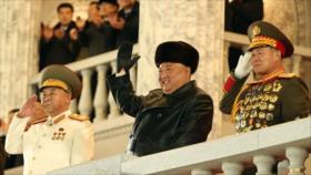 Informe: Pyongyang lanzaría un misil balístico para saludar a Biden
