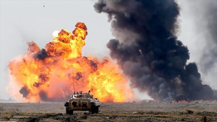 Irán exhibe capacidades ofensivas del Ejército en nuevas maniobras | HISPANTV