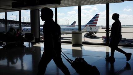 Arrestan a hombre que pasó 3 meses escondido en aeropuerto de Chicago