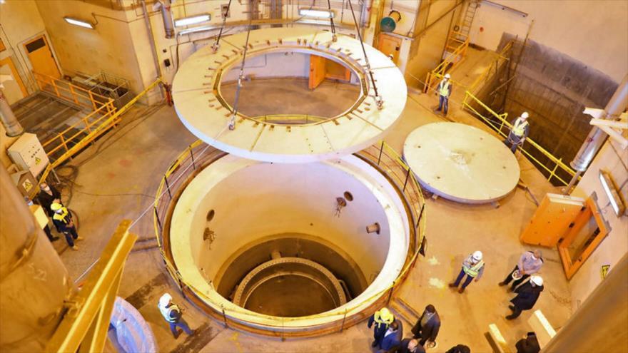 Irán rechaza que su producción de uranio metálico tenga fines militares