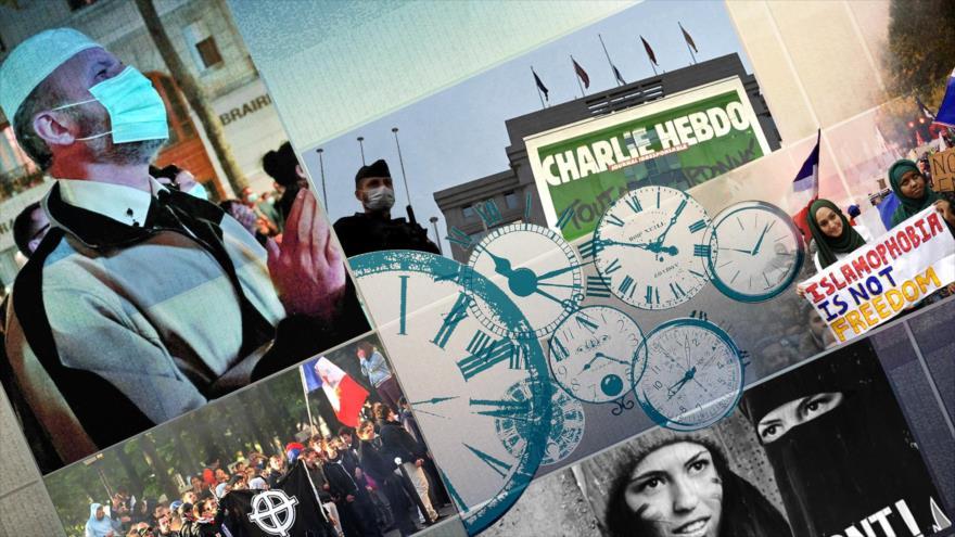 10 Minutos: Racismo francés vs. Islamofobia