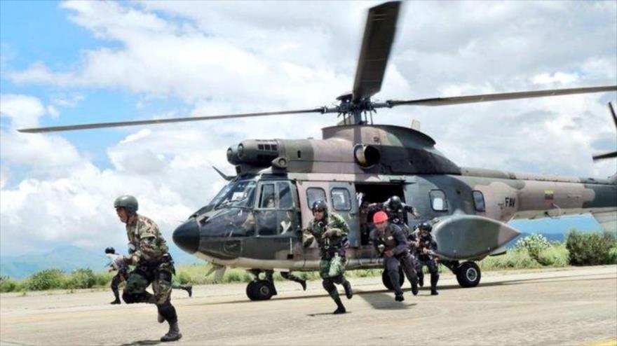 Venezuela y Rusia abogan por fortalecer cooperación militar
