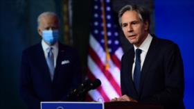 """Blinken asegura que EEUU quiere un pacto """"más fuerte"""" con Irán"""