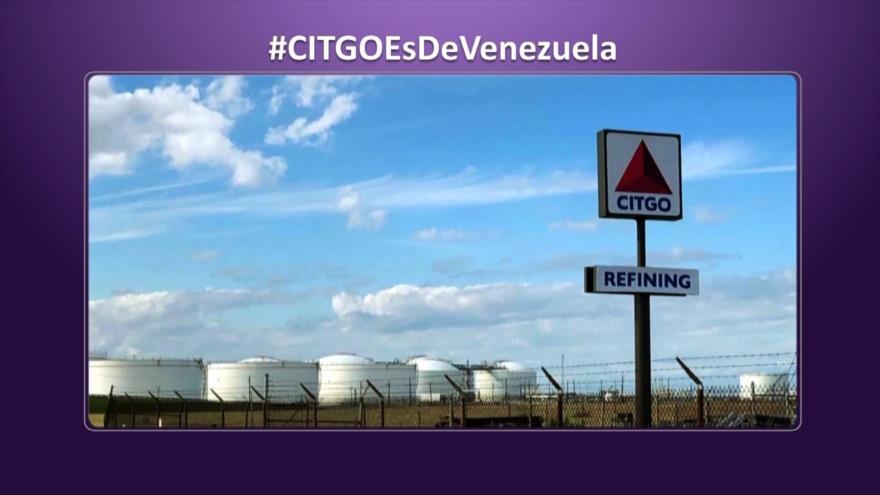 Etiquetaje: Citgo es de Venezuela