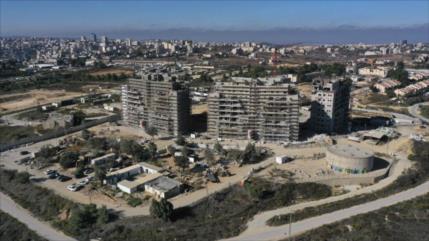 Israel sigue con su expansionismo con nuevas 2500 viviendas