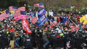 Líder republicano acusa a Trump de provocar el asalto al Capitolio