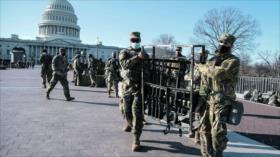 EEUU excluye a 12 militares de investidura de Biden por extremistas