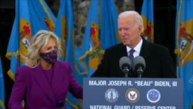 EEUU se prepara para la juramentación de su nuevo presidente, Biden