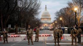 Hay más soldados desplegados en Washington que en Siria e Irak