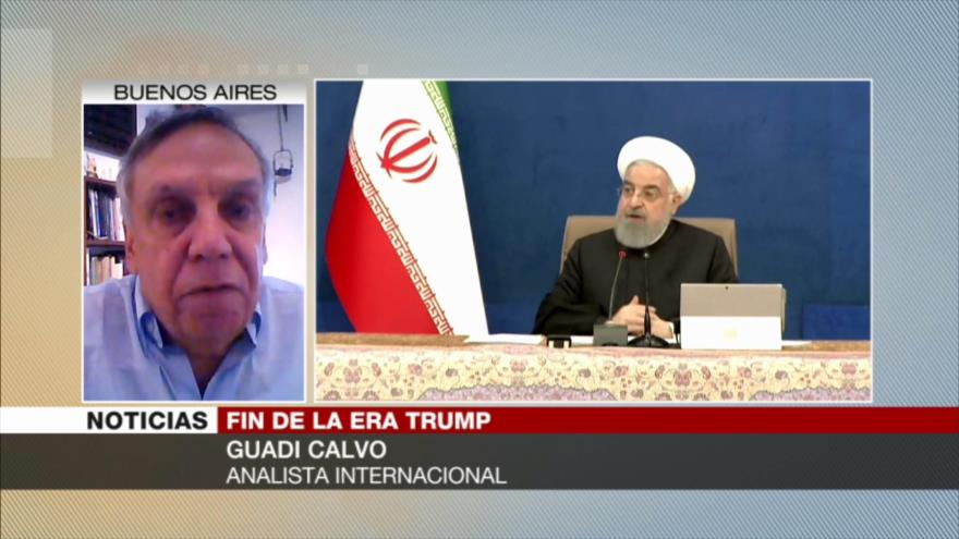 Calvo: Irán continua su Revolución, pero Trump ha fracasado
