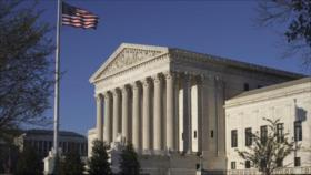 Alertan sobre amenaza de bomba en Corte Suprema de EEUU