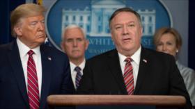 """Irán: Trump y Pompeo son relegados al """"basurero de la historia"""""""