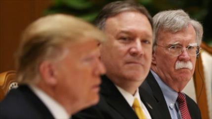 China impone sanciones a Pompeo y otros funcionarios de Trump