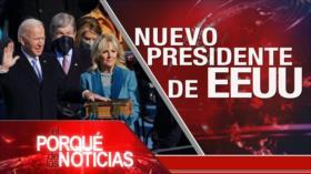 El Porqué de las Noticias: Investidura de Biden. Expectativas en América Latina. Políticas hacia Asia Occidental