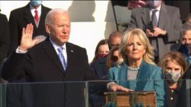Nuevo presidente de EEUU. El mundo y Biden. Terrorismo en Siria - Boletín: 01:30 - 21/01/2021