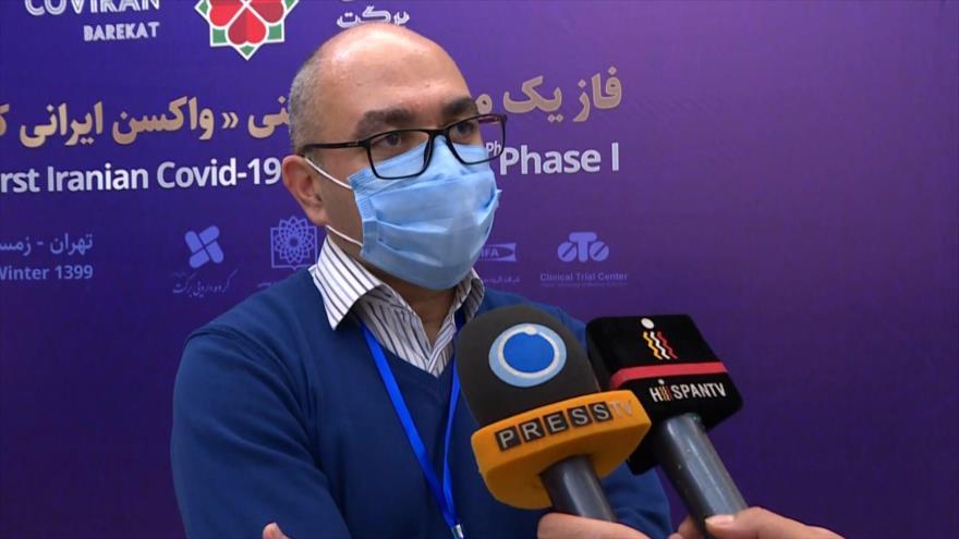 La vacuna iraní contra COVID-19, objeto de sanciones de EEUU