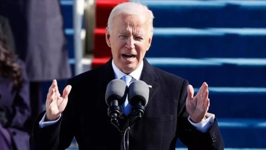 Vídeo: Biden juramenta en medio de la tensa situación en EEUU
