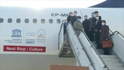 Aviones de Iran Air Tourr tendrán nombre de figuras famosas persas
