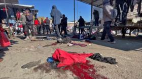 Se eleva a 32 cifra de muertos por atentados en la capital de Irak