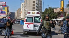 Irán: Terroristas intentan justificar presencia de EEUU en Irak