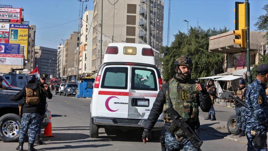 Irán: Terroristas intentan justificar presencia de EEUU en Irak | HISPANTV
