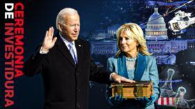 Detrás de la Razón: EEUU tiene nuevo presidente en medio de miles de obstáculos que le dejó su rival