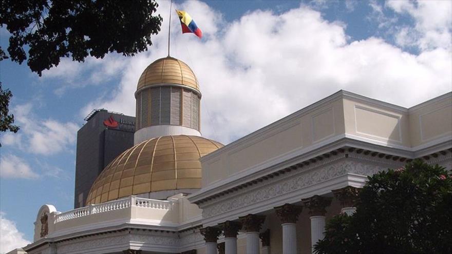 Sede de la Asamblea Nacional de Venezuela o Parlamento unicameral.