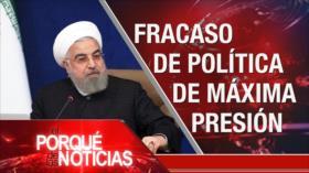 El Porqué de las Noticias: Discurso de Rohani. Biden y Palestina. Elecciones en Ecuador