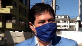 Arauz: No vamos a cumplir las condiciones pactadas con FMI