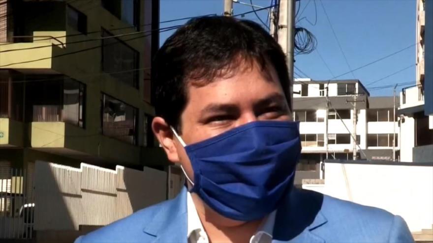Arauz: No vamos a cumplir las condiciones pactadas con FMI | HISPANTV