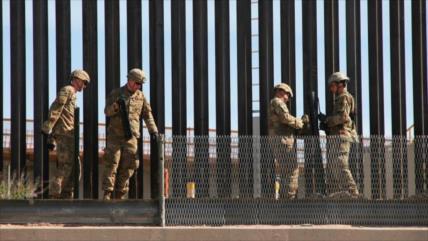 Pentágono paraliza obras del muro de Trump tras orden de Biden