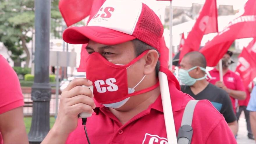 Trabajadores panameños piden medidas ante suspensión de contratos