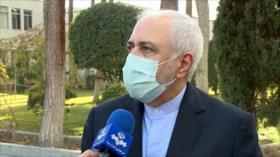 Irán, dispuesto a diálogo. Bloqueo a Cuba. Contra pacto con FMI - Boletín: 12:30 - 22/01/2021