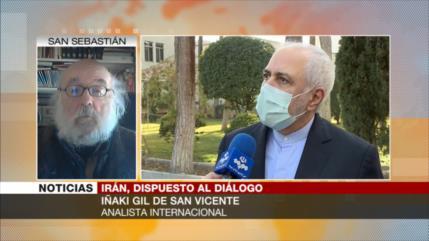 Gil: Varios países perdieron oportunidad con Irán por Trump