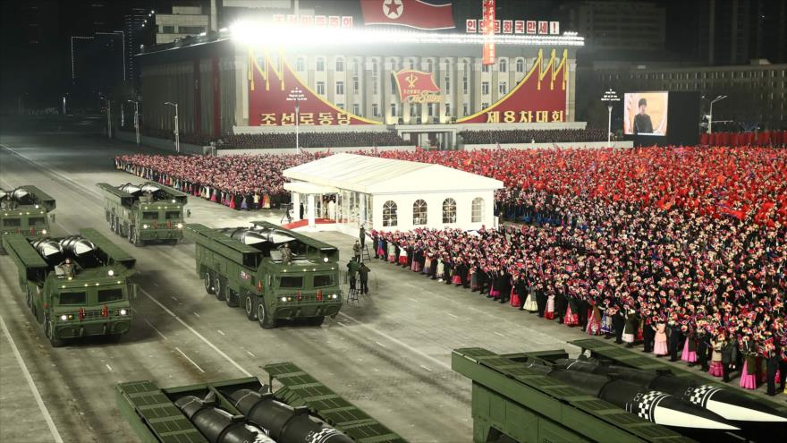 'Misil de Pyongyang complicaría defensa de EEUU en posible guerra' | HISPANTV