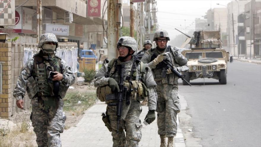 Irak: Ataque en Bagdad fue para justificar presencia de EEUU | HISPANTV