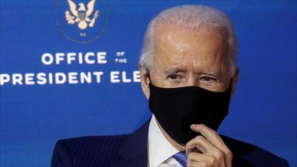 Irán llama a Biden a compensar la fallida política de Trump