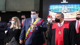 """Maduro señala fracaso del """"Estado paralelo"""" de oposición venezolana"""