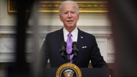 Biden: El pueblo apenas aguanta profunda crisis económica en EEUU