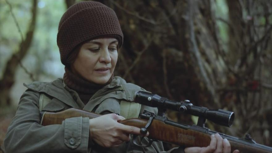 Cine Iraní: El pequeño pez negro