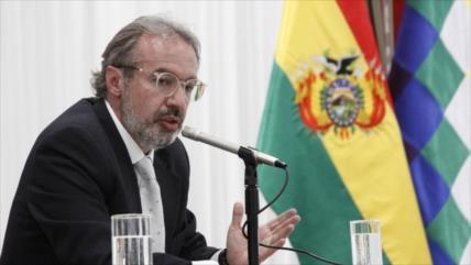 Bolivia no descarta designación de embajadores con EEUU