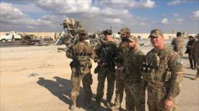 Nuevo ataque a EEUU: cohetes impactan una base al sur de Bagdad