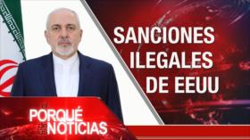 El Porqué de las Noticias: Sanciones ilegales de EEUU. Estado Plurinacional. Tensión China-UE