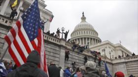 Informe: Trump pagó a los organizadores del asalto al Capitolio