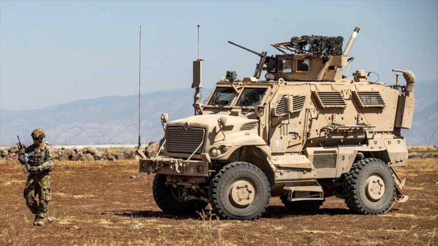 Siria: Explosión cerca de vehículo miliar de EEUU deja tres muertos