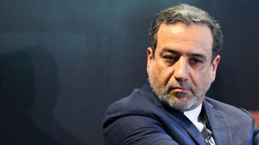 El vicecanciller iraní para Asuntos Políticos, Seyed Abas Araqchi.