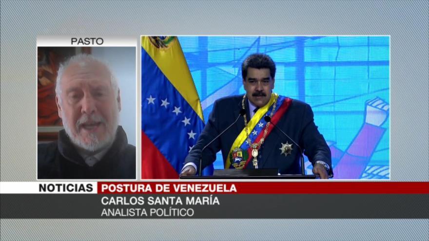 Santa María: Venezuela es una gran triunfadora frente a EEUU