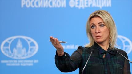 """Rusia: EEUU debe explicar publicación de """"rutas de protestas"""""""